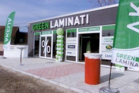 Otvoren je drugi maloprodajni objekat